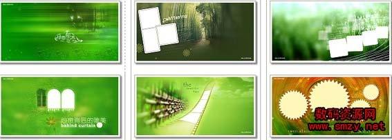 26)pr模板-我爱我家 27)ae电子相册模板-我的至爱(完全版) 28)pr模板