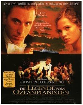 原声大碟 海上钢琴师 Legend Of 1900 Original 21曲美版