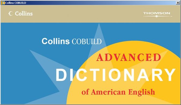 collins cobuild advanced dictionary pdf